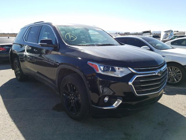 Salvage cars for sale from Copart Tucson, AZ: 2018 Chevrolet Traverse L