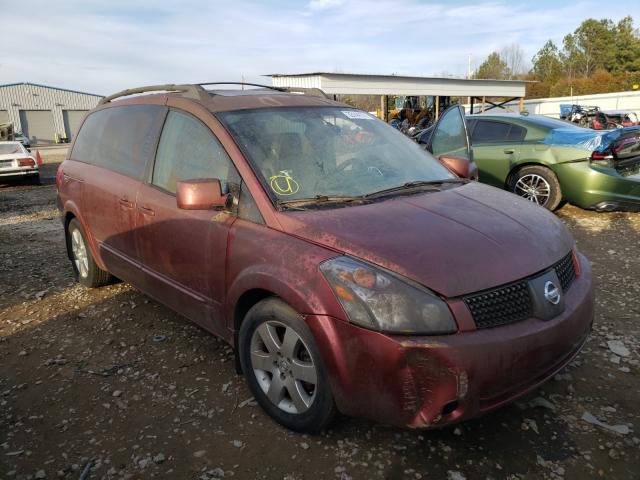 Nissan Vehiculos salvage en venta: 2004 Nissan Quest S