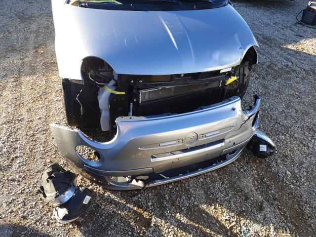 2017 Fiat 500 | Vin: 3C3CFFLR1HT579835