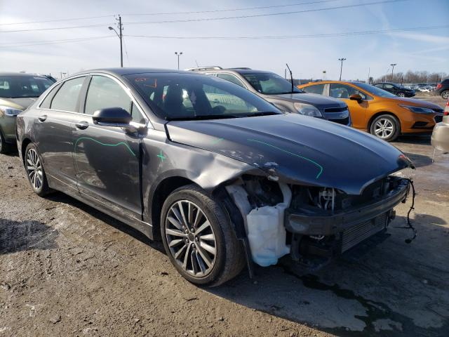 Salvage cars for sale from Copart Indianapolis, IN: 2017 Lincoln MKZ Premium