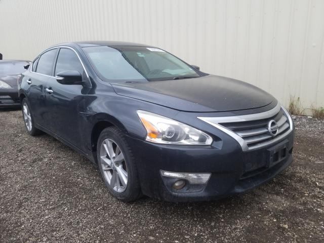 Salvage cars for sale from Copart Houston, TX: 2013 Nissan Altima 2.5
