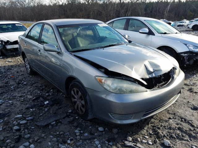 Salvage 2005 TOYOTA CAMRY - Small image. Lot 33321701