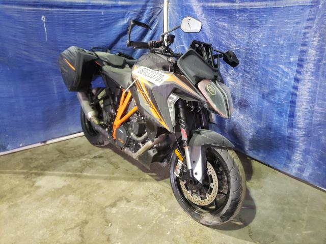 KTM 1290 Super salvage cars for sale: 2020 KTM 1290 Super