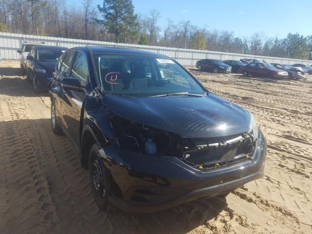 Salvage cars for sale from Copart Gaston, SC: 2013 Honda CR-V LX