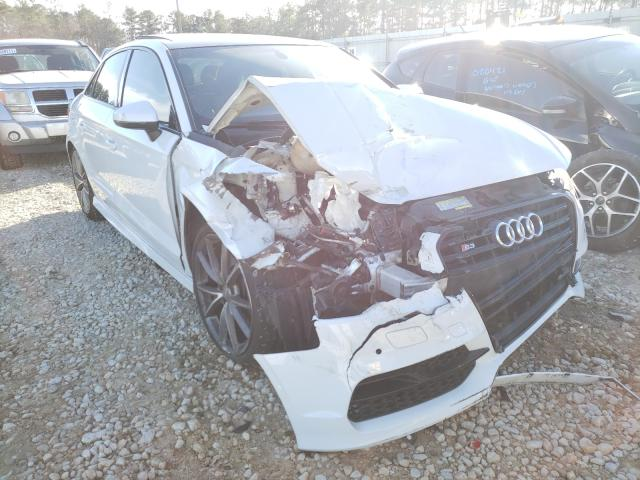 Audi S3 salvage cars for sale: 2016 Audi S3