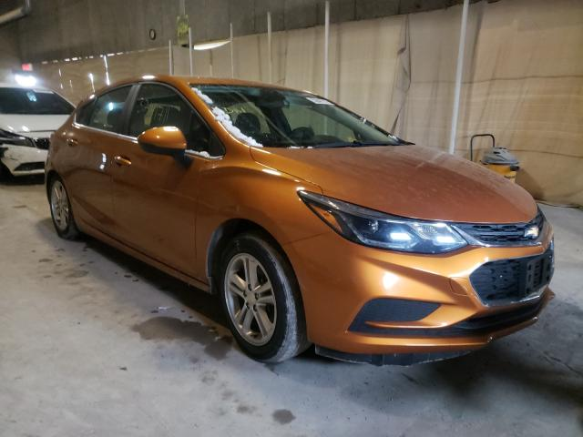 Chevrolet Cruze salvage cars for sale: 2017 Chevrolet Cruze