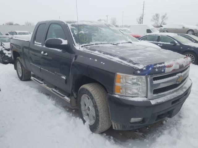Salvage cars for sale from Copart Des Moines, IA: 2011 Chevrolet Silverado