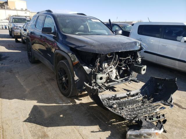 Salvage cars for sale from Copart Tulsa, OK: 2018 GMC Acadia SLT