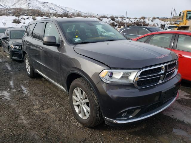 Dodge salvage cars for sale: 2020 Dodge Durango SX