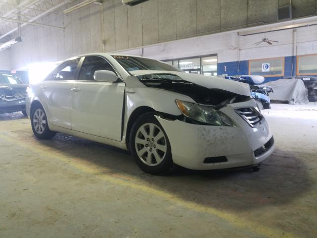 Salvage cars for sale from Copart Indianapolis, IN: 2009 Toyota Camry Hybrid