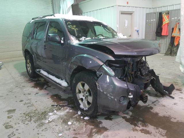 Nissan Pathfinder salvage cars for sale: 2009 Nissan Pathfinder