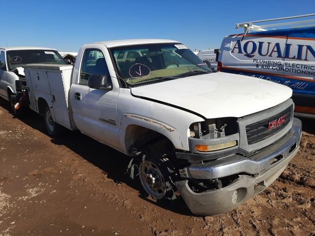 Salvage cars for sale from Copart Phoenix, AZ: 2005 GMC Sierra C25