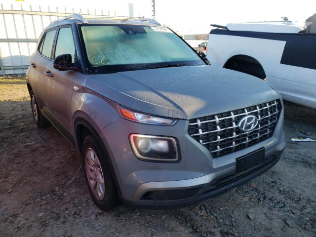 Salvage cars for sale from Copart Sacramento, CA: 2020 Hyundai Venue SEL