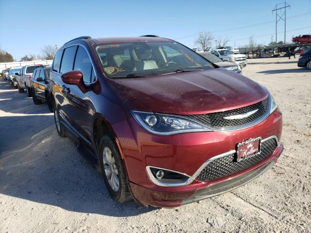 Salvage 2017 CHRYSLER PACIFICA - Small image. Lot 32994341