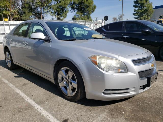Salvage cars for sale from Copart Rancho Cucamonga, CA: 2010 Chevrolet Malibu 1LT
