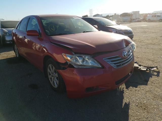 Salvage cars for sale from Copart Tucson, AZ: 2009 Toyota Camry Hybrid