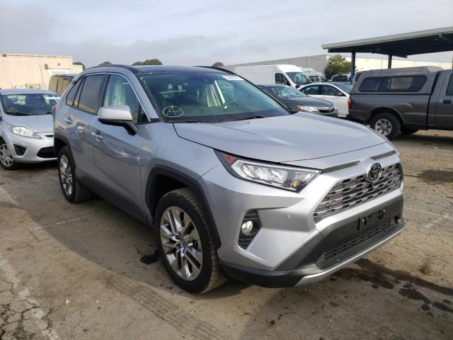 Salvage cars for sale from Copart Hayward, CA: 2019 Toyota Rav4 Limited