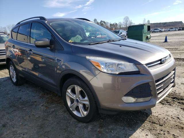 2014 FORD ESCAPE SE 1FMCU0GX6EUA10001