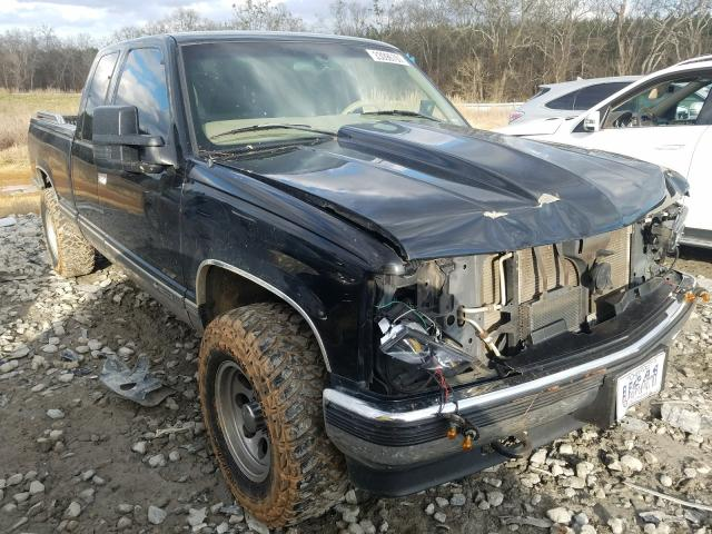 Salvage cars for sale from Copart Cartersville, GA: 1998 Chevrolet GMT-400 K1