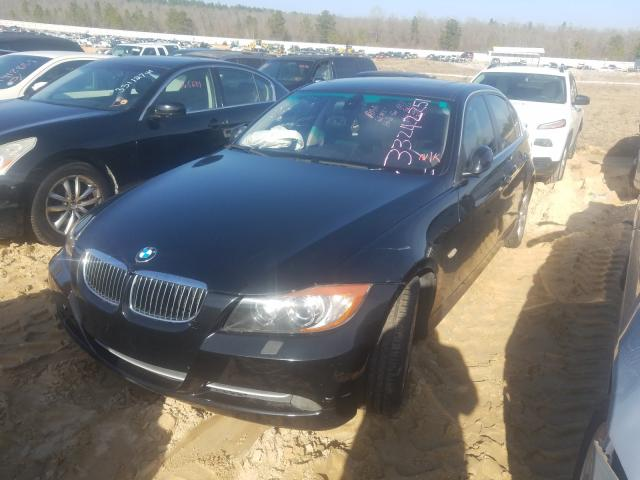 2007 BMW 335 I - Left Front View