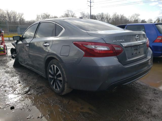 2018 NISSAN ALTIMA 2.5 - Right Front View
