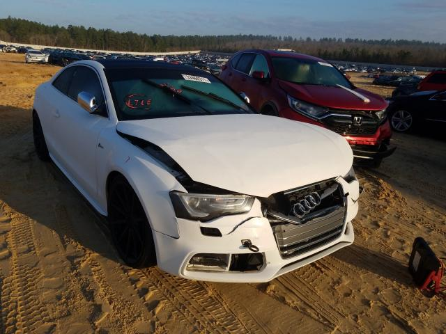 Salvage cars for sale from Copart Gaston, SC: 2013 Audi S5 Prestige
