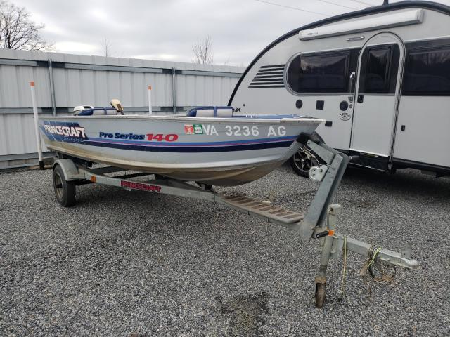 Princecraft salvage cars for sale: 1993 Princecraft Boat