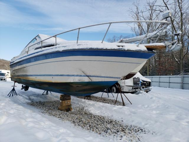 Sea Ray Vehiculos salvage en venta: 1987 Sea Ray Boat