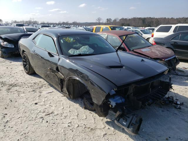 Salvage cars for sale from Copart Loganville, GA: 2019 Dodge Challenger