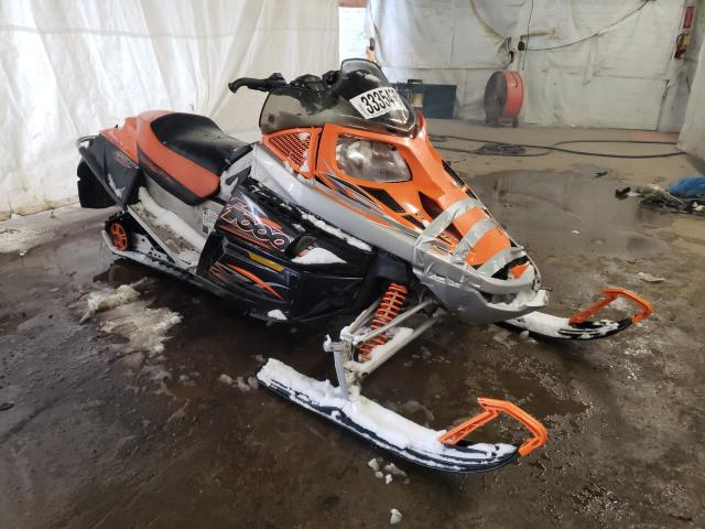 Arctic Cat salvage cars for sale: 2007 Arctic Cat Snowmobile
