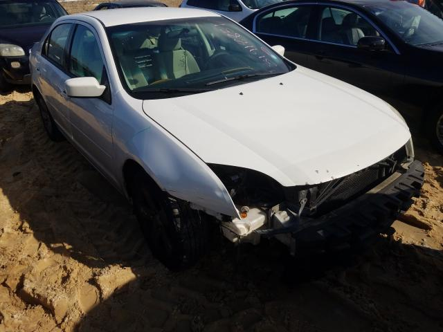 Salvage cars for sale from Copart Gaston, SC: 2008 Ford Fusion SE