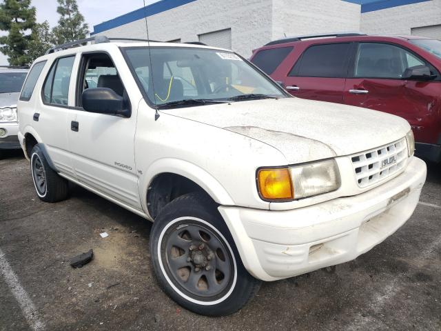 Isuzu Rodeo salvage cars for sale: 1998 Isuzu Rodeo