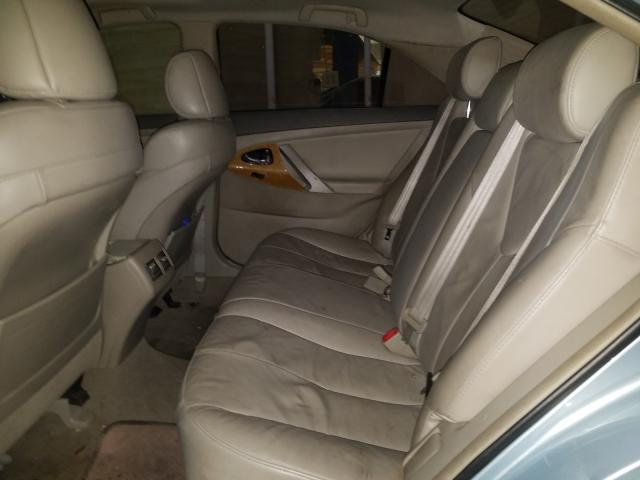 2007 TOYOTA CAMRY LE - Interior View