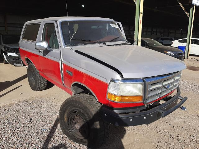 FORD BRONCO 1992 0
