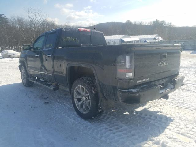 2017 GMC SIERRA K15 - Right Front View