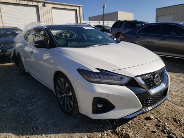 Salvage cars for sale from Copart Gainesville, GA: 2019 Nissan Maxima S