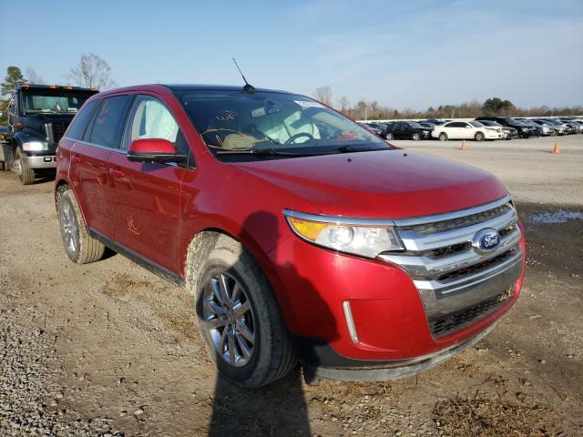 2012 Ford Edge Limited en venta en Lumberton, NC