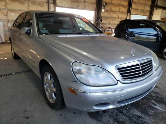 2002 Mercedes-Benz S 430 for sale in Graham, WA