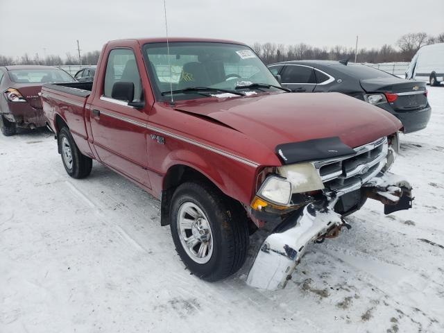 Ford Ranger salvage cars for sale: 2000 Ford Ranger