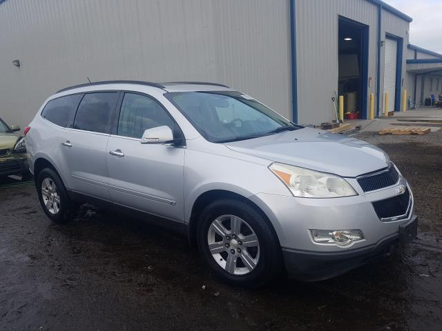 2010 CHEVROLET TRAVERSE L 1GNLVGED7AS119390