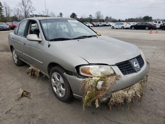 Nissan Vehiculos salvage en venta: 2004 Nissan Sentra 1.8