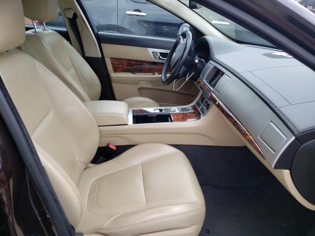 2013 Jaguar XF   Vin: SAJWA0ES0DPS69583
