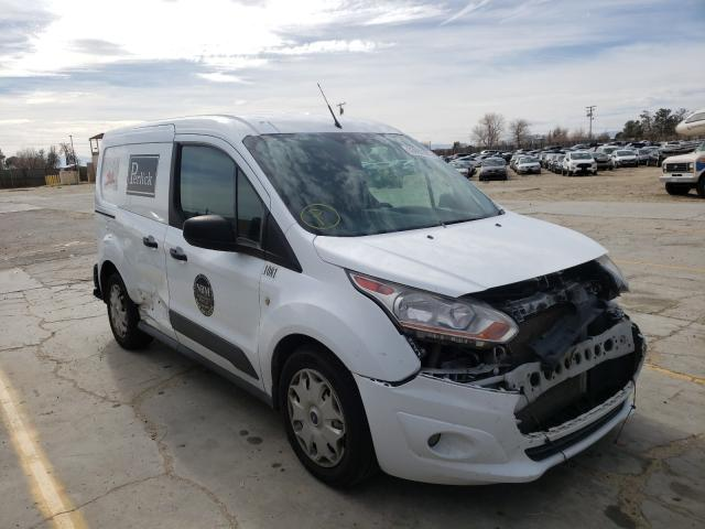 Salvage cars for sale from Copart Sun Valley, CA: 2014 Ford Transit CO