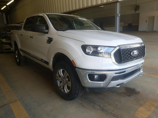 Salvage cars for sale from Copart Mocksville, NC: 2019 Ford Ranger SUP