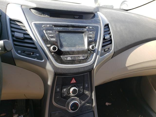 2016 Hyundai ELANTRA | Vin: 5NPDH4AEXGH743726
