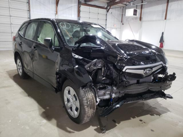 Salvage cars for sale from Copart Lexington, KY: 2020 Subaru Forester