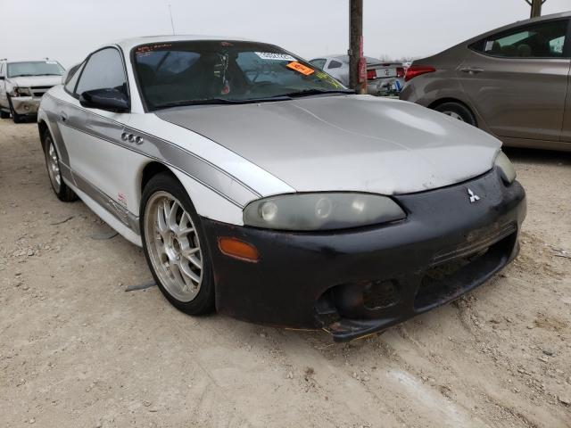 Salvage cars for sale from Copart Temple, TX: 1997 Mitsubishi Eclipse GS