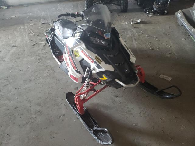 Salvage cars for sale from Copart Woodhaven, MI: 2015 Polaris 800