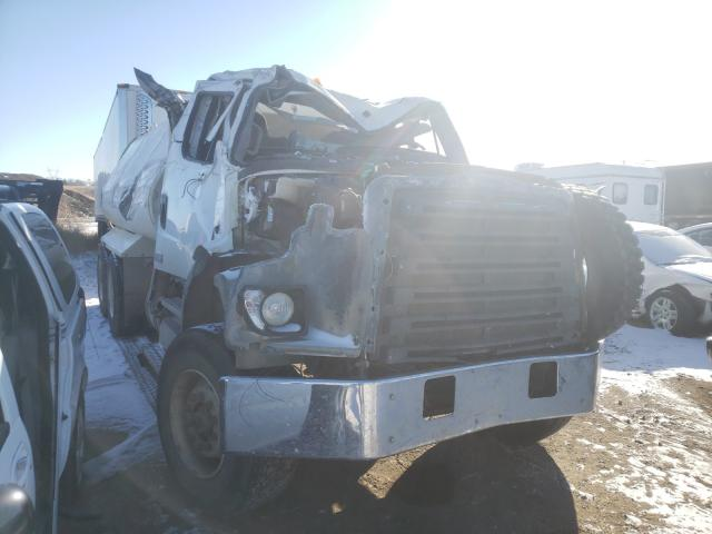 Freightliner 108SD salvage cars for sale: 2013 Freightliner 108SD