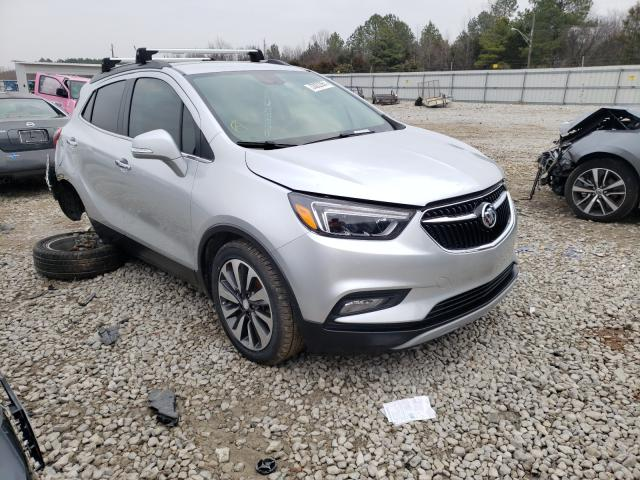 Salvage cars for sale from Copart Memphis, TN: 2017 Buick Encore ESS